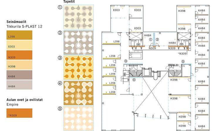 Hahmo   Graphic Design   eCraft   a floor plan