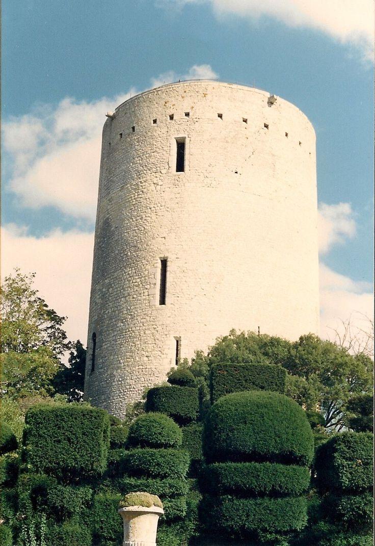 La torre di Issoudun, feudo di Cesare Borgia