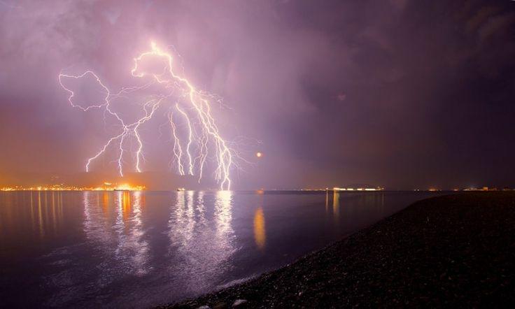 Thor apparait à Novorossiisk