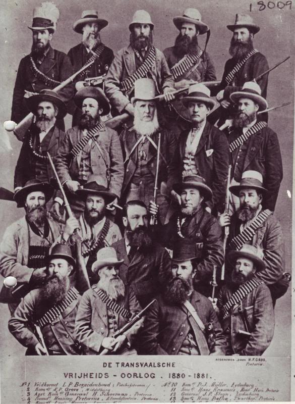 Oct 11, 1899: Boer War begins in South Africa