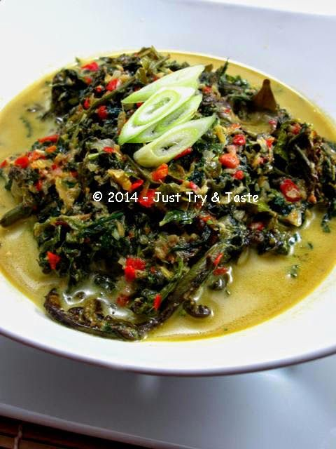 Just Try & Taste: Gulai Pakis a la My Mom