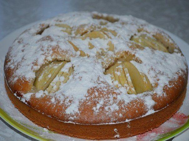 Вкуснейший яблочный пирог