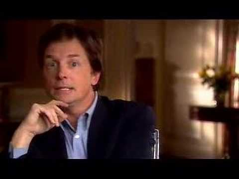 Michael J. Fox and stem cell research