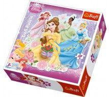 Trefl 39067 - Disney Csodaszép Hercegnők - 150 db-os puzzle