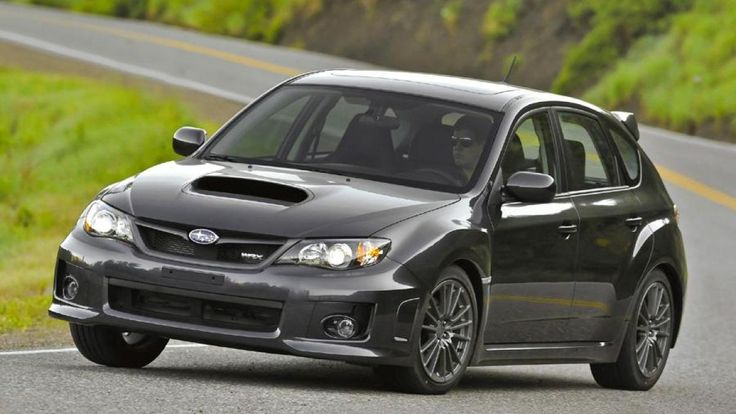 subaru impreza hatch rattle