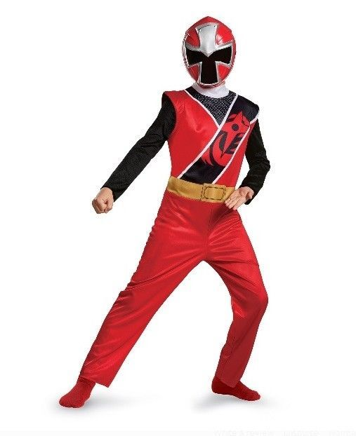d4c99893ba Power Rangers Ninja Steel RED Ranger Costume + Mask size 4-6 Small NeW   PowerRangersNinjaSteel  NinjaSteel  PowerRangersNinjaSteelRedRangerCostume  ...