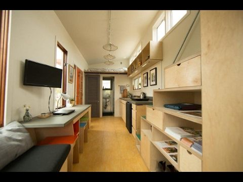 net zero solar powered tiny house could help ease citys affordable housing crisis video