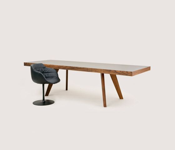 Dining tables | Tables | Bridge | MORGEN. Check it out on Architonic