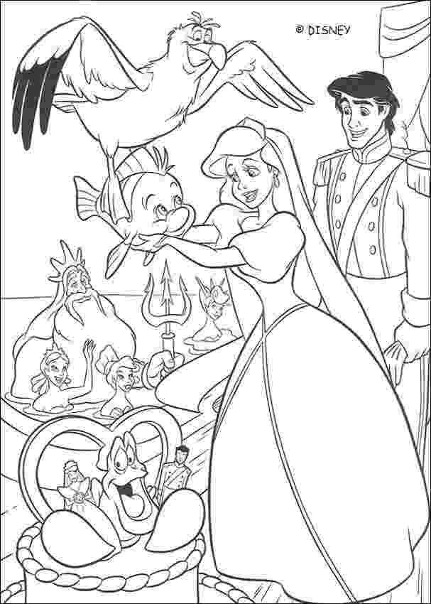 Wedding Coloring Pages For Kids Wedding Coloring Page Download Free Coloring Pages Free In 2020 Disney Coloring Pages Mermaid Coloring Book Mermaid Coloring