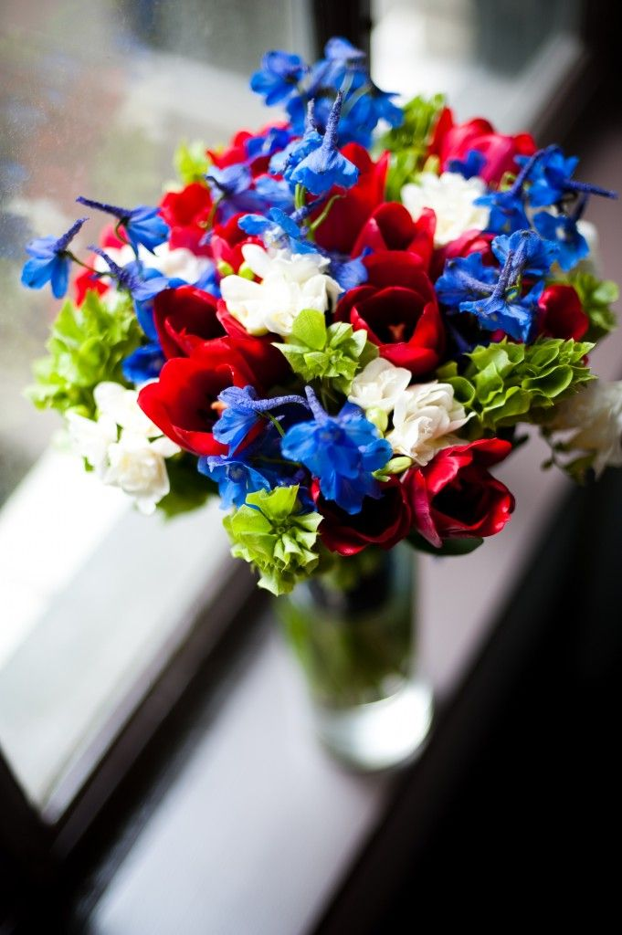 Best 19 red, white and blue flowers ideas on Pinterest | Blue ...