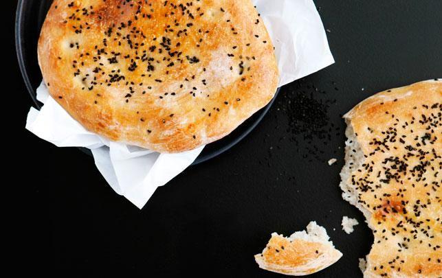Tyrkiske madbrød pinterest: simonewanscher