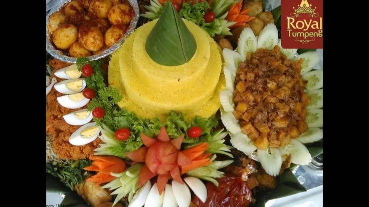 Pesanan Nasi Tumpeng Ibu Felicia di BSD City, Tangerang | 081287608239