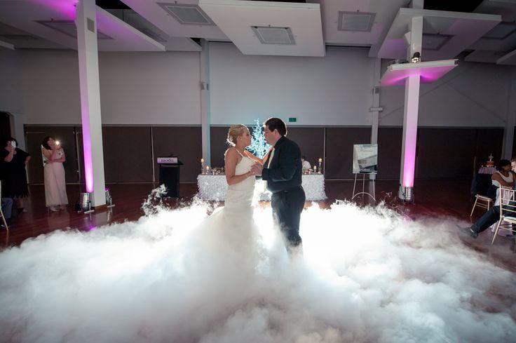 Fairytale Wedding :: Dancing on a Cloud :: Bridal Waltz @ Moda Event Portside || #brisbanewedding #dancingonacloud #fairytalewedding #lightinghire #weddinglighting