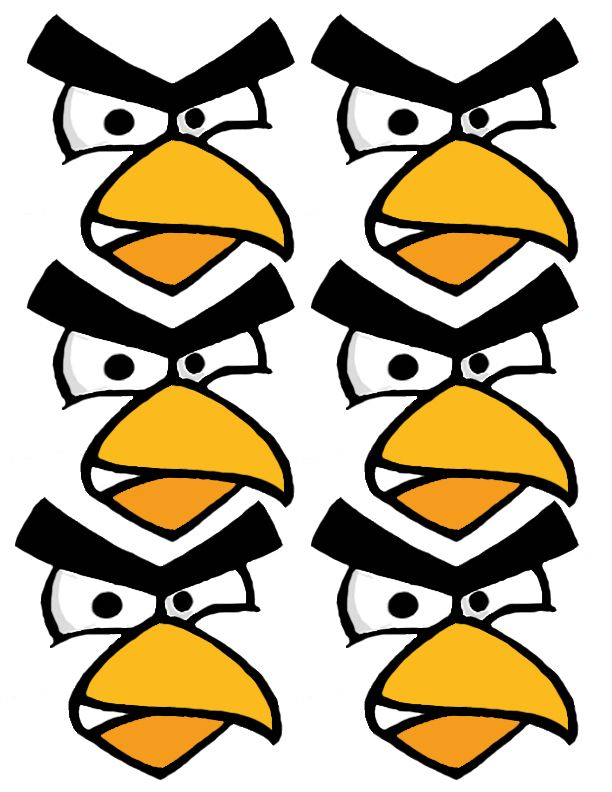 angry birds images to print - photo #20