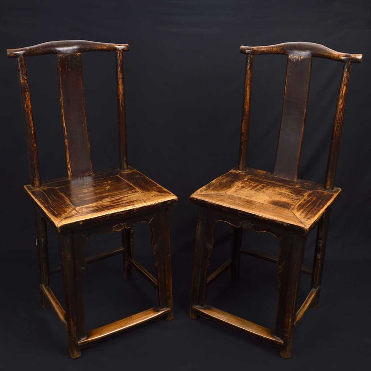 "The traditional side chairs have appeared in the Chinese furniture almost a thousand years ago and have retained their essential and elegant shape. Featuring curved back and crest, they are extremely solid and elegant. Despite being once a very common chair, only a reduced number of items, in comparison with other kinds of Chinese chairs, have survived. The traditional term ""lamphanger"" (deng'gua yi) is yet common among the Chinese and refers to the oil lamps hanger, in shape re..."