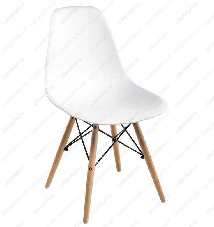 Стул Eames PC-015 white