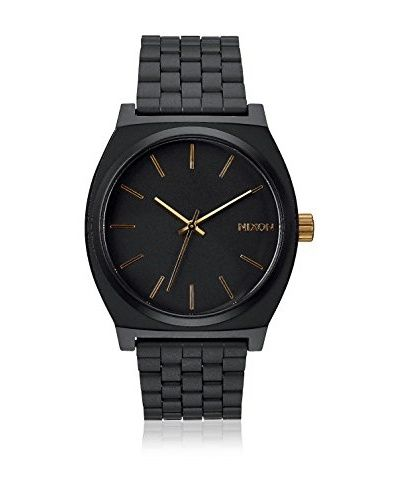 Nixon Reloj con movimiento mec谩nico japon茅s Man 37 mm