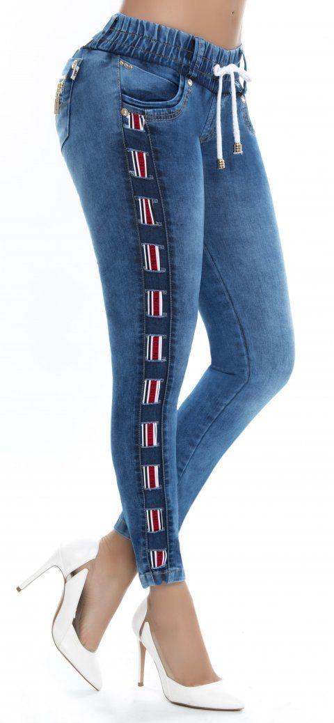 Jeans levanta cola WOW 86356