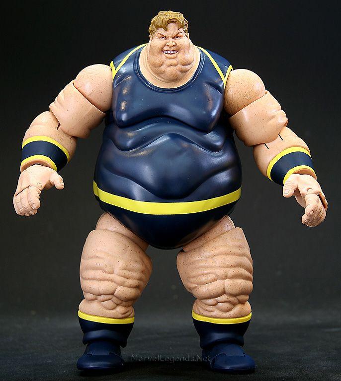 Lot de figurines Marvel Universe Wolverine collection