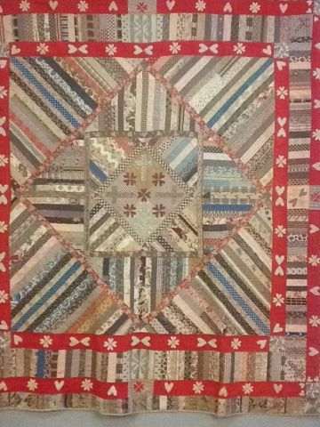 Patricia quilts at home: Het Quilt Museum in York (Engeland)