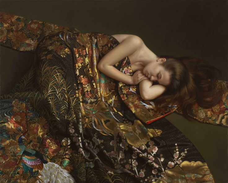 https://flic.kr/p/HVxGem | Evan Wilson - Textures [2011] | See: www.evanwilson.net/  [Art Renewal Centre - Oil on canvas, 40 x 50 inches]