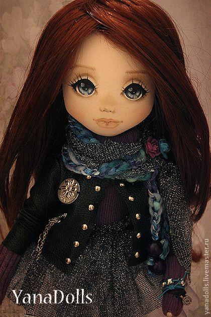 Коллекционные куклы ручной работы. Ярмарка Мастеров - ручная работа Арлетт. Handmade.