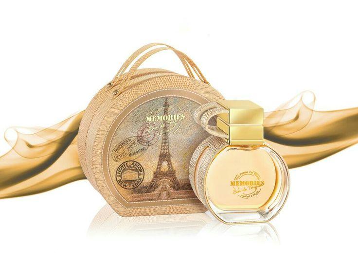 Emper Memories for Women Edp 100 ml. Bergamot, Honeysuckle & Sandalwood.