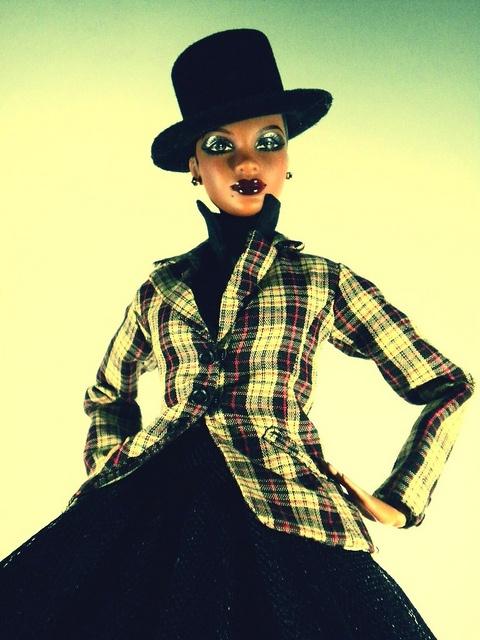 Jazz Diva Baby Barbie by Doll Fashionista, via Flickr