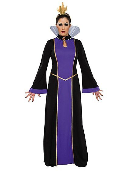 Mirror mirror on the wall, who's the fairest of them all? Dressed as the Evil Queen from Disney's Snow White and the Seven Dwarves, it's certain to be you – ...