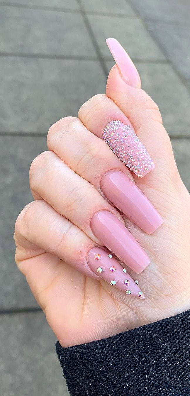 30 Best Nail Colors And Acrylic Nails Design Pictures Page 9 Of 30 Lady Ideas Nail Designs Pictures Nail Designs Violet Nails