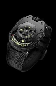 URWERK UR105-TA All Black