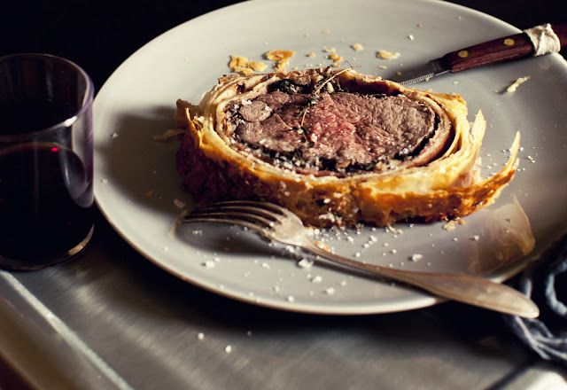 Beef Wellington, this winter for sure.