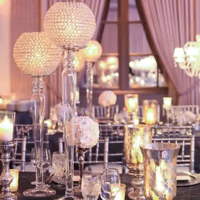 cheap wedding centerpieces without flowers beautifully cheap
