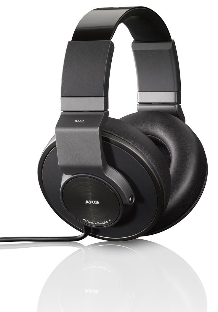 AKG K550 Closed-Back Noise Isolating Reference Class: Amazon.co.uk: Electronics