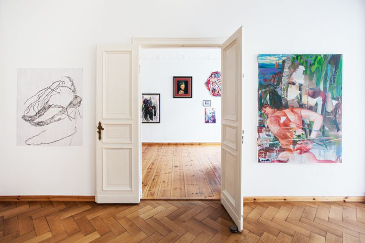 Installation View, N#1.  Visit our current exhibition Take A Walk On The Wild Side. To Russia with Love. And to Lou Reed. (It is extended until 22 Feb 2014!) We are looking forward to see you at Egbert Baqué Contemporary Art, Berlin!