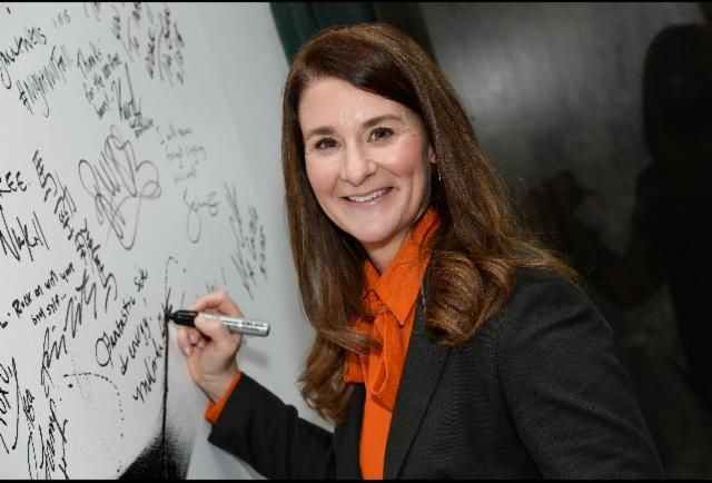 No. 3, age 50Cochair, Bill & Melinda Gates Foundation, United StatesAs cochair and trustee of the foundation that shares her and her husband's name, Melinda Gates decides the direction of the organization and reviews the results.  Gates focuses a majority of her attention on empowering women in developing countries.