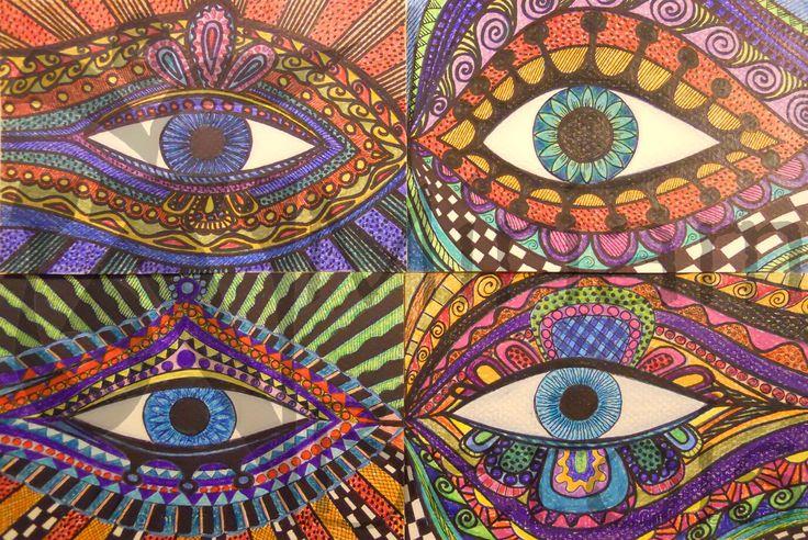 foto de Más de 25 ideas increíbles sobre Dibujos psicodélicos en
