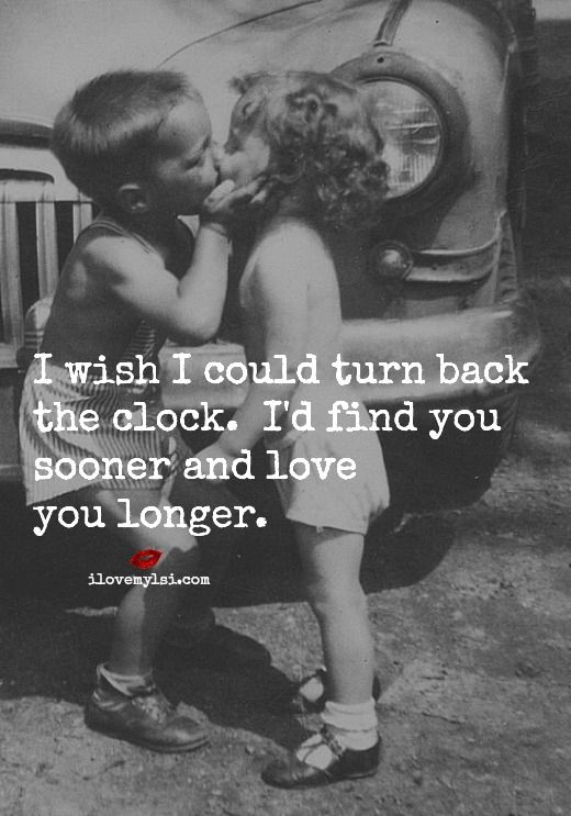 I wish I could turn back the clock - I Love My LSI