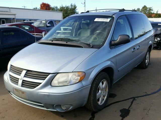2005 Dodge Grand Cara 3 8l 6 In Ct Hartford 2d4gp44l25r295477