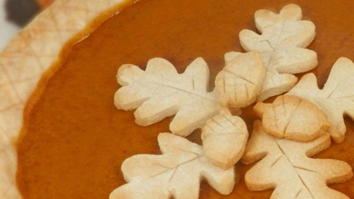 "Homemade Fresh Pumpkin Pie  | ""My entire family loved this pie!"""