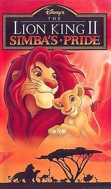The Lion King II: Simba's Pride - Wikipedia, the free encyclopedia