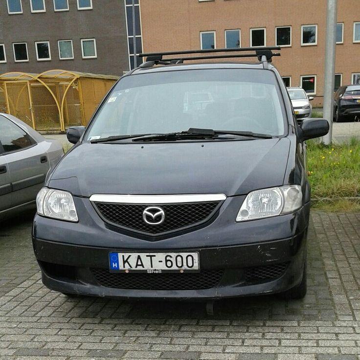 Mazda MPV / Hungary / Assen