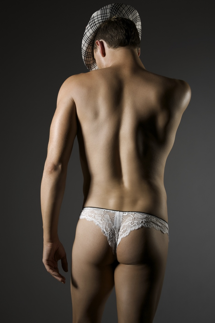 Frill Thongg-String For Guys Wwwhommemysterecomstore -2912