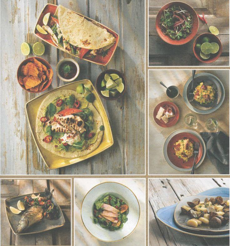 Le forme più particolari per l'originalità in tavola. La qualità dei piatti #StoneCast #Churchill, tutta da scoprire.