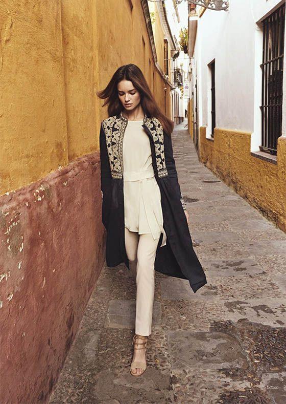 Los mejores looks para primavera verano 2017 con #Zendra de El Corte Inglés https://goo.gl/BJEs71