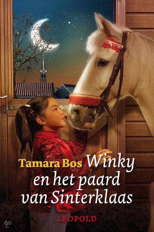 Winky en het Paard van Sinterklaas, Tamara Bos