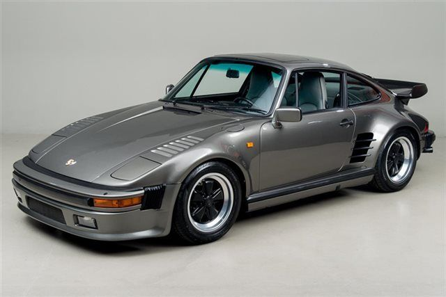 Porsche 911 Turbo Slantnose 1985