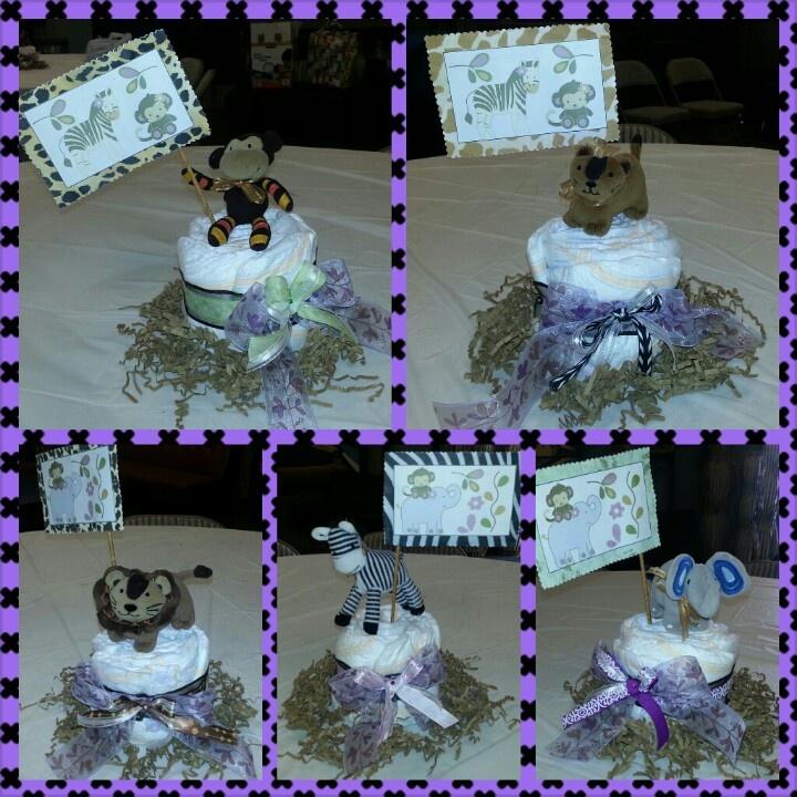 10 best Diaper cakes for baby shower images on Pinterest | Diaper ...