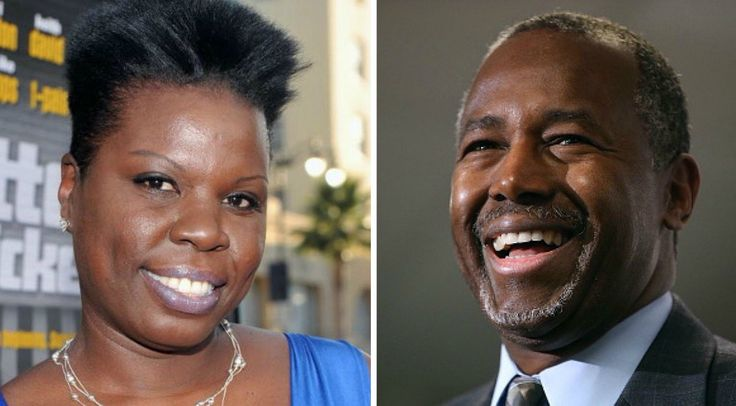 SNL's Leslie Jones Wants to Fight 'F**kface' Ben Carson Over Immigrant Comparison Obama Also Made