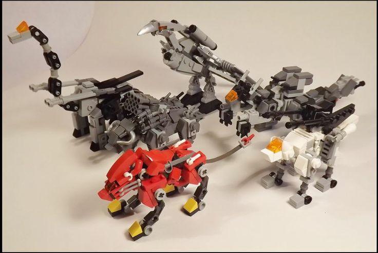 Lego Zoids